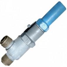 Клапан предохранительный пружинный стальной 17с11нж