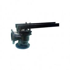 Клапан предохранительный 2-х рычажный чугунный 17ч19бр